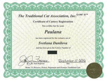 2016-09-11-TCA-Paulana-Cattery-Registration-Cert-NoSensitive